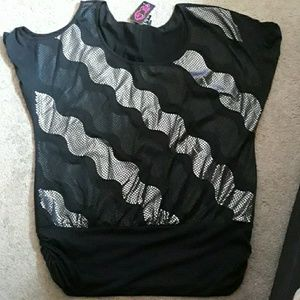 Torrid Tops - Stylish black shirt